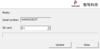 How to Register and Active CAR Kar FANS C800+ Diagnosis (8)