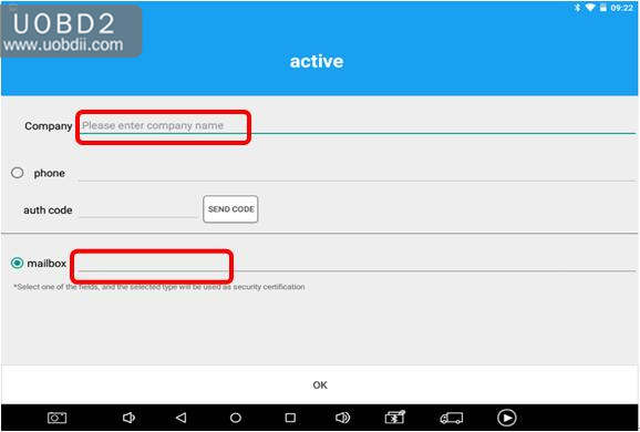 XTOOL A80 H6 Activation & Update Guide Instruction UOBDII