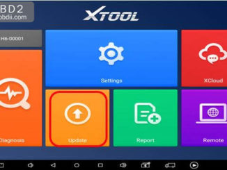 XTOOL A80 H6 Activation & Update Guide Instruction (6)