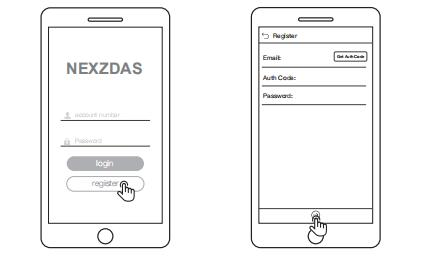 Humzor NEXZDAS App Download, Activation/Registration, Bluetooth