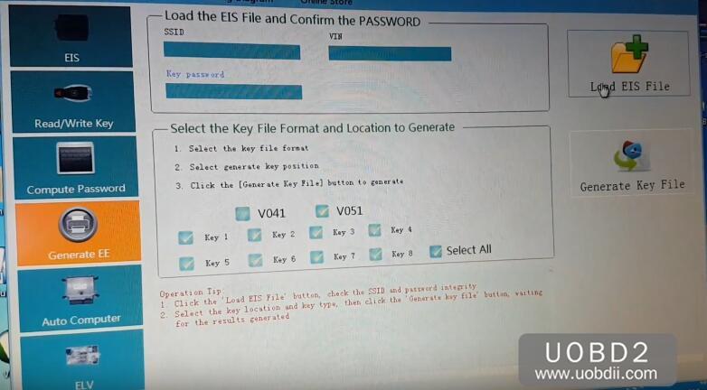 CGDI MB Program New Keys for Old Benz W202 W208 W210 (34)
