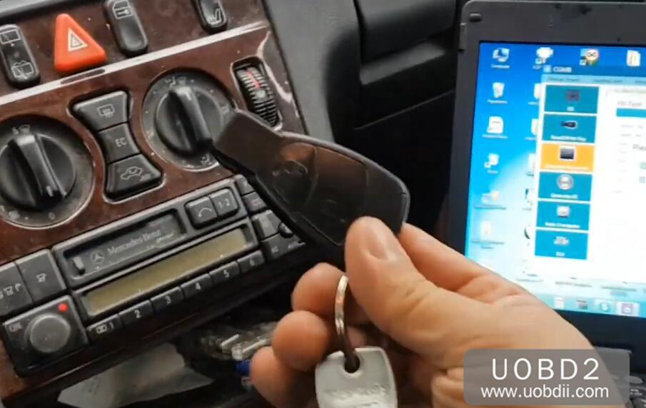 CGDI MB Program New Keys for Old Benz W202 W208 W210 (5)