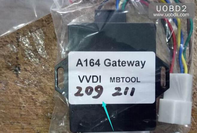w164-w209-w211-gateway-adapter