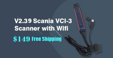 Scannia VCI-3