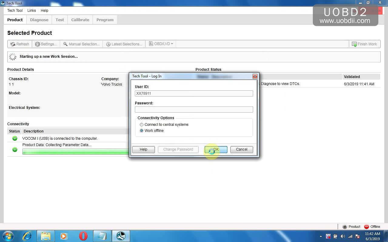Volvo Tech Tool 2 7 25 Win7 install & activate for Vocom