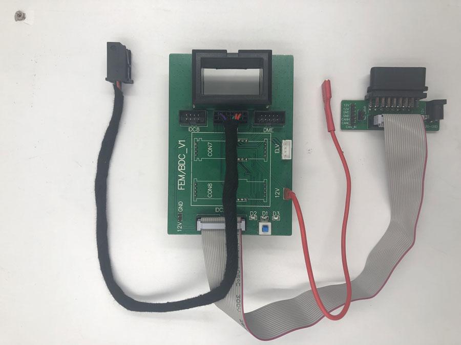 Yanhua FEMBDC bench integrated board User Manual (2)