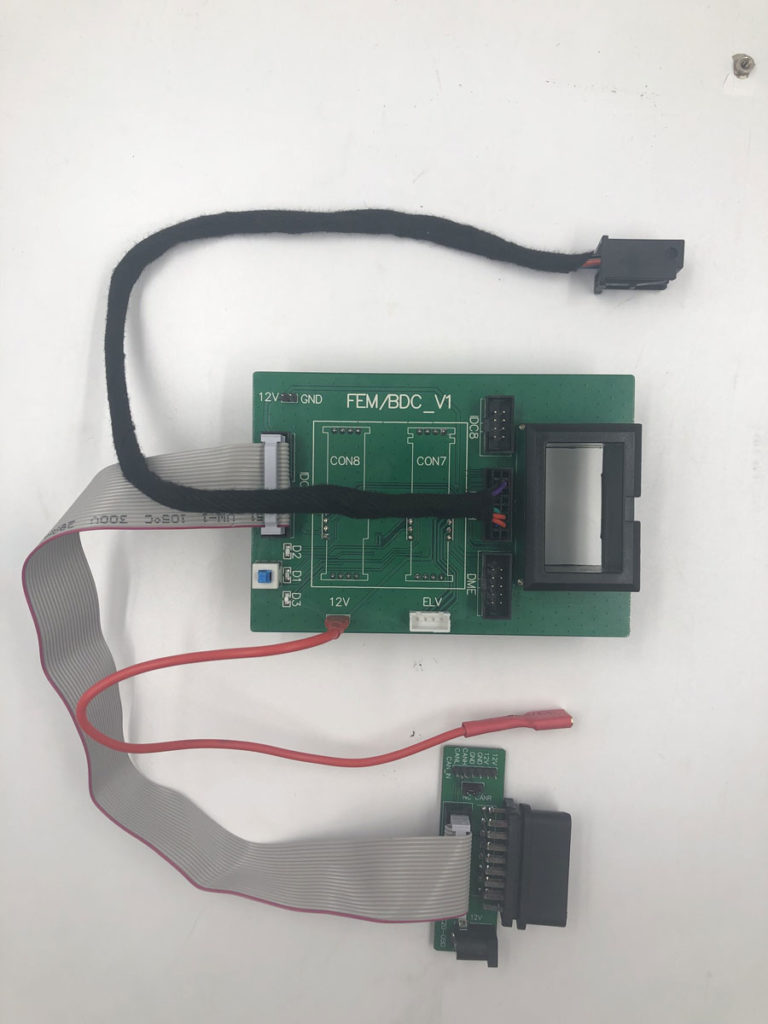 Yanhua FEMBDC bench integrated board User Manual (3)