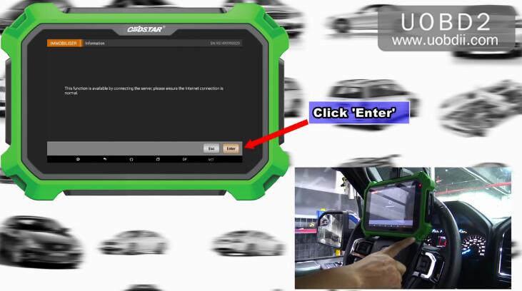 Ford F150 2016 Key Programming by OBDSTAR X300 DP Plus (14)