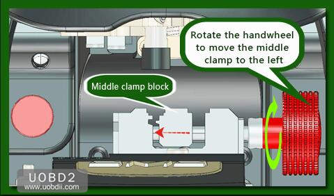 How to Use 2M2 Tank Key Cutting Machine (1)