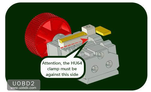How to Use 2M2 Tank Key Cutting Machine (17)