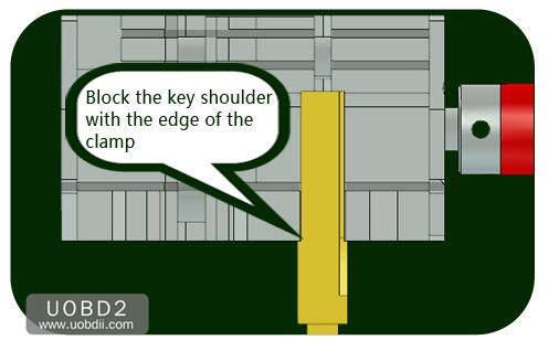 How to Use 2M2 Tank Key Cutting Machine (19)