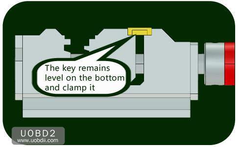 How to Use 2M2 Tank Key Cutting Machine (20)