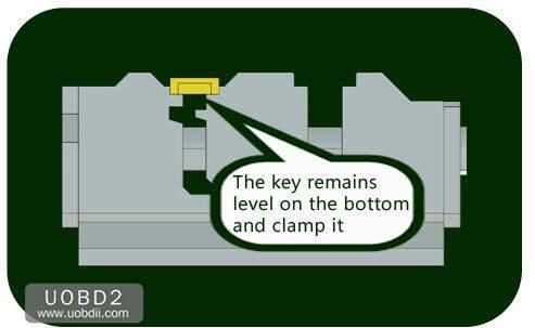 How to Use 2M2 Tank Key Cutting Machine (23)