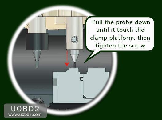 How to Use 2M2 Tank Key Cutting Machine (6)