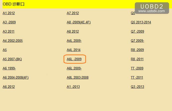 audi-a6-mileage-correction-using-digimaster 3-01