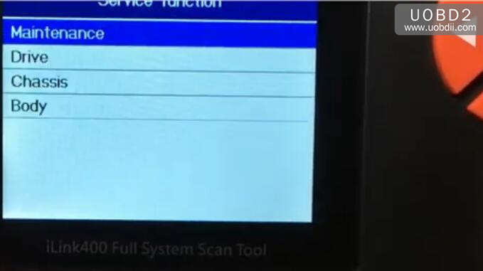 Vident iLink400 Feedback on BMW 525 E60 2006 (21)