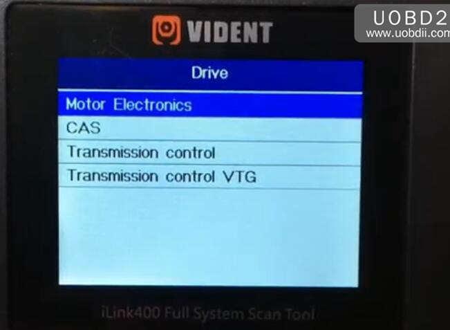 Vident iLink400 Feedback on BMW 525 E60 2006 (23)