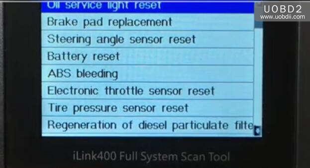 Vident iLink400 Feedback on BMW 525 E60 2006 (28)