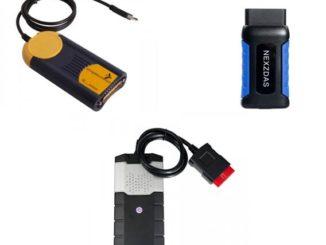 HUMZOR NexzDAS ND306 Lite can be Multi-Diag Access J2534 alternative?