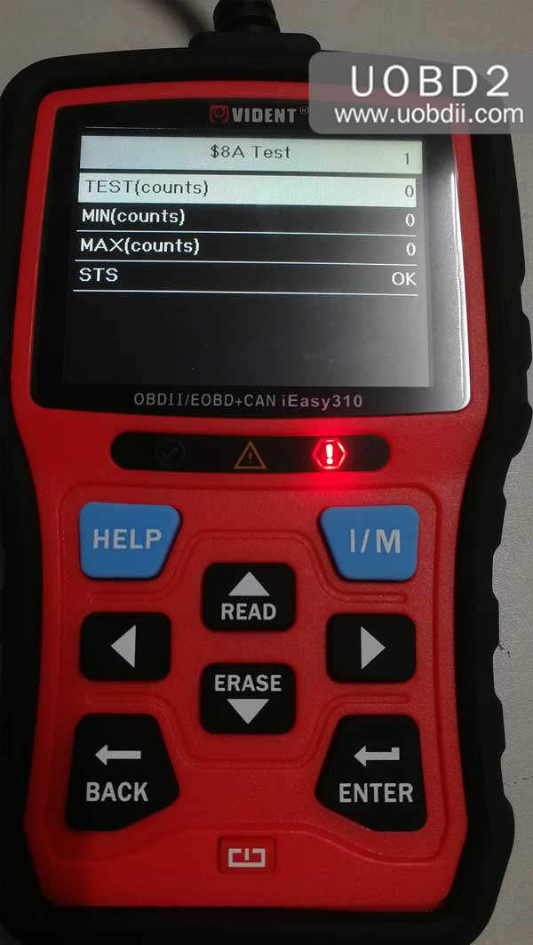 vident-ieasy310-scanner-review-on-diagnosing-toyota-camry-32