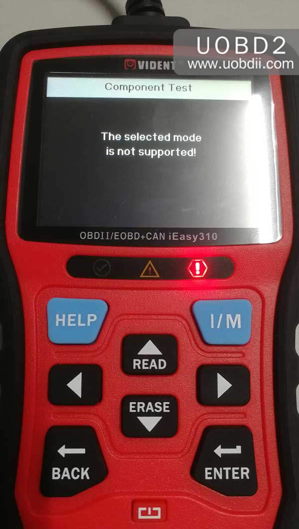 vident-ieasy310-scanner-review-on-diagnosing-toyota-camry-33