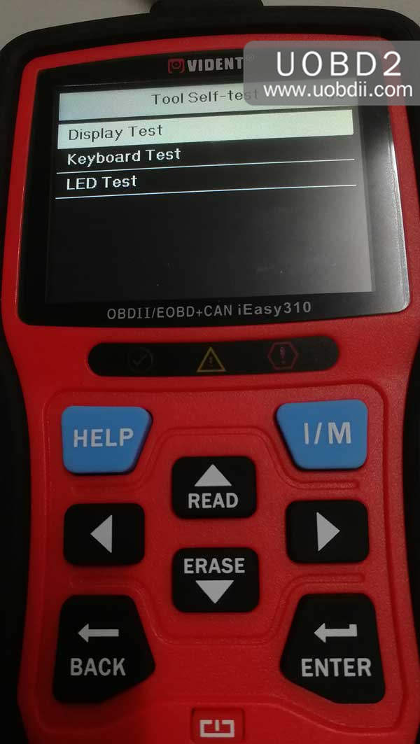 vident-ieasy310-scanner-review-on-diagnosing-toyota-camry-44