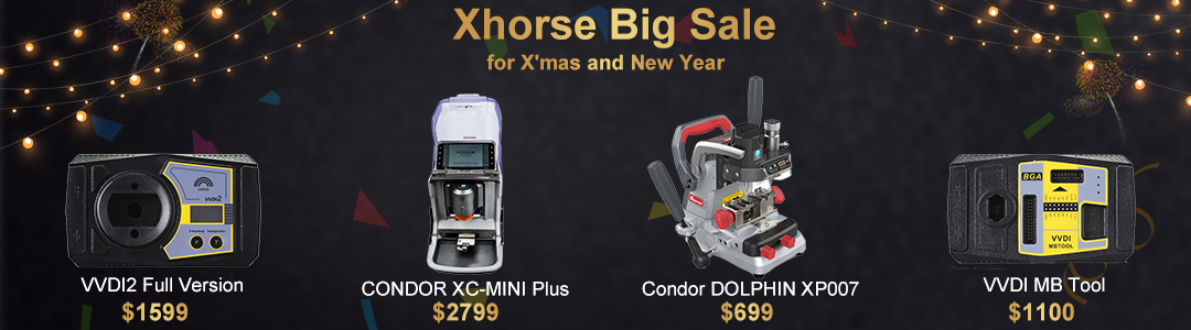 Xhorse Big Sale