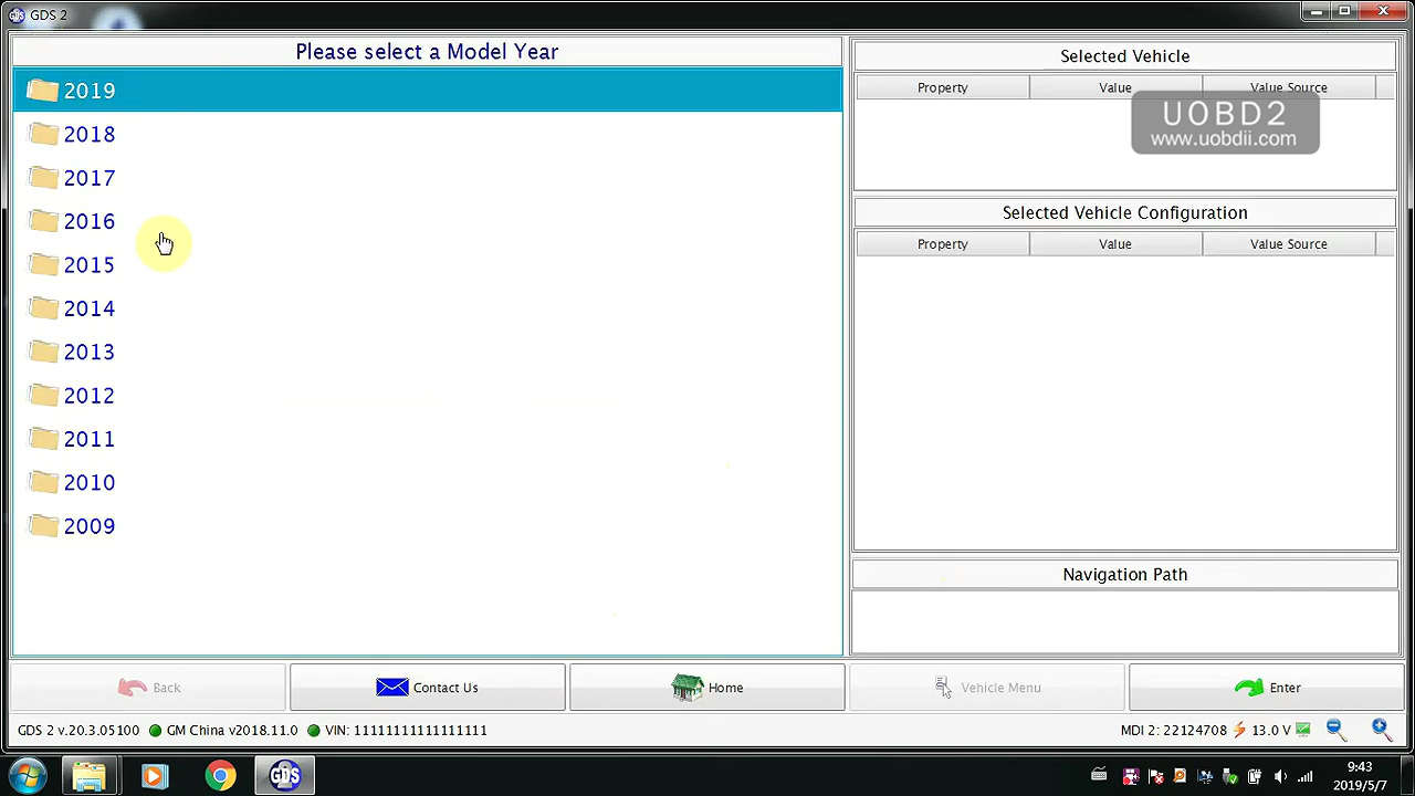 vxdiag-gm-gds2-no-valid-lease-found-solution-13