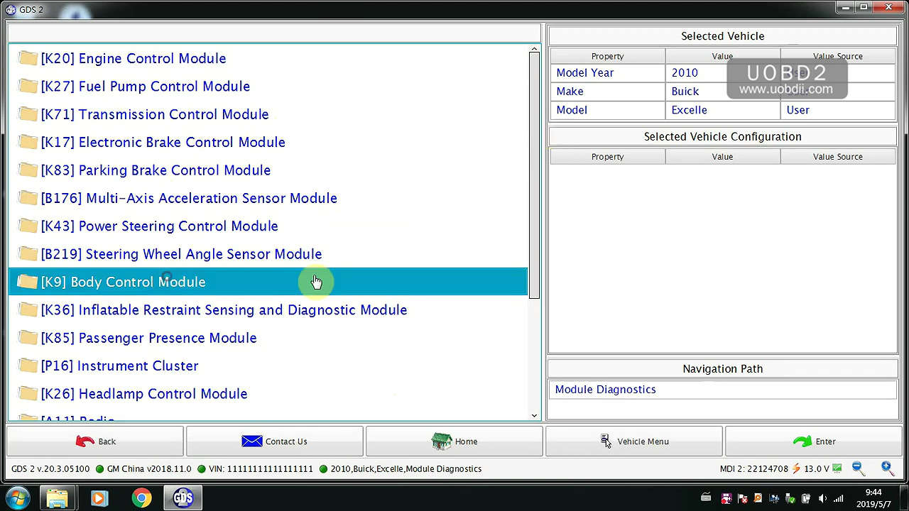 vxdiag-gm-gds2-no-valid-lease-found-solution-17