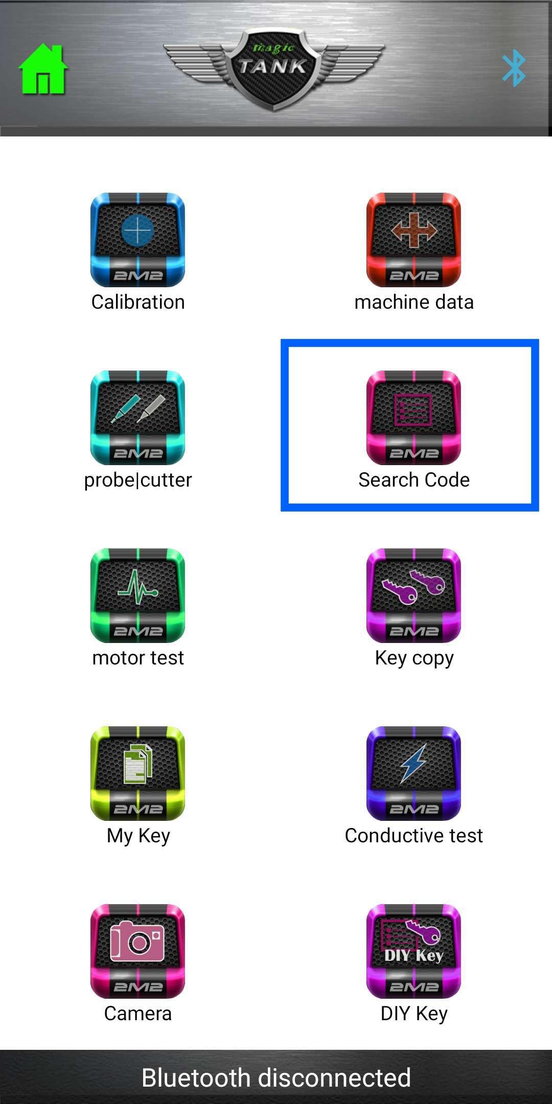 2m2-search-code