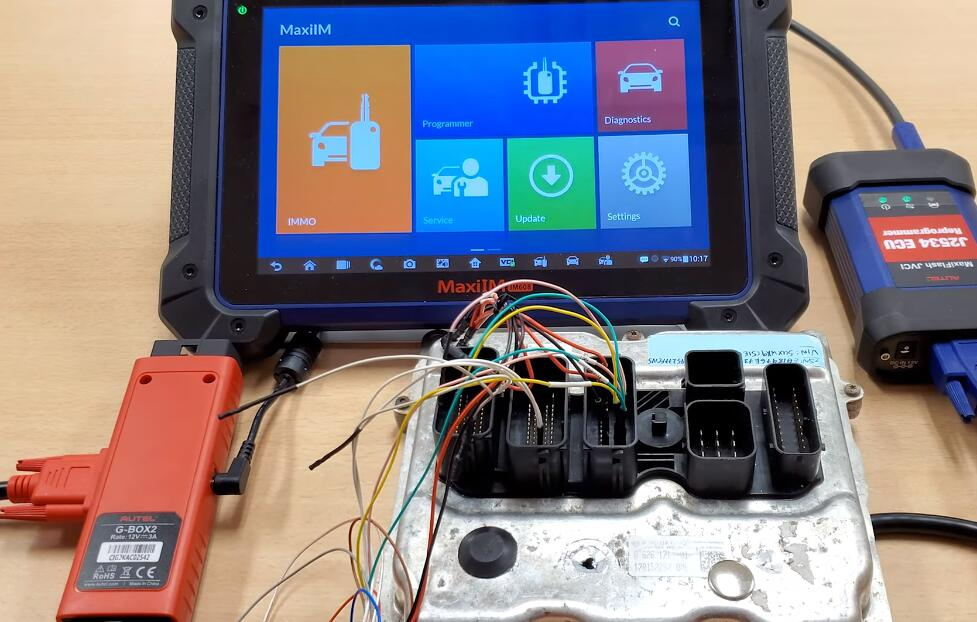 How-to-Use-Autel-G-Box2-Read-ISN-Code-for-BMW-N20-DME-1
