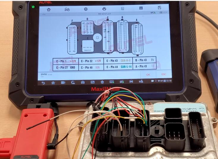 How-to-Use-Autel-G-Box2-Read-ISN-Code-for-BMW-N20-DME-7