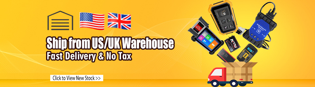 UOBD2 Ship from US/UK