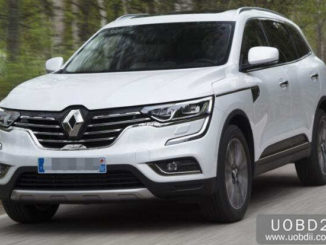 Renault-Koleos-2017-Smart-Key-AKL-Programming-by-X300-DP-Plus-1