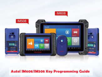 AUTEL-IM608-IM508-KEY-PROGRAMMING-GUIDE