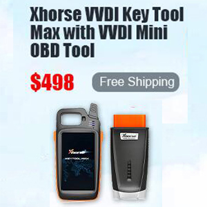 vvdi key tool max with mini obd tool