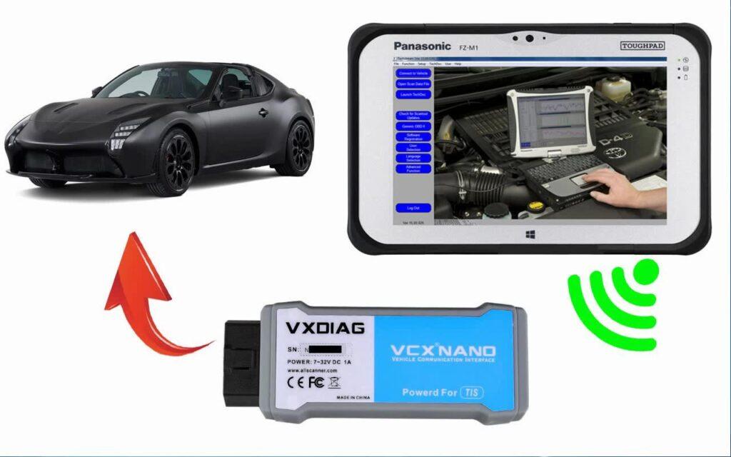install-vxdiag-toyota-techstream-v15-00-026-26
