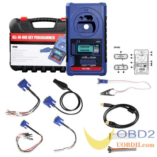 Autel XP400 Key and Chip Programmer