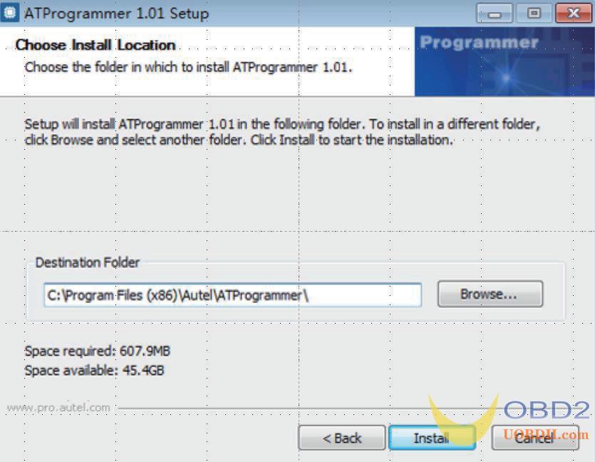 xp400 software update