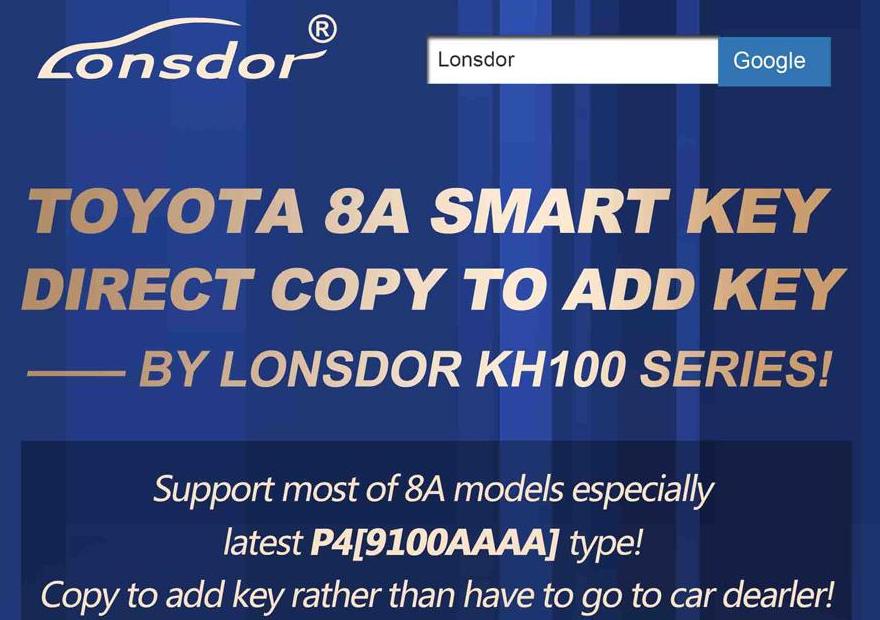 LONSDOR-KH1OO