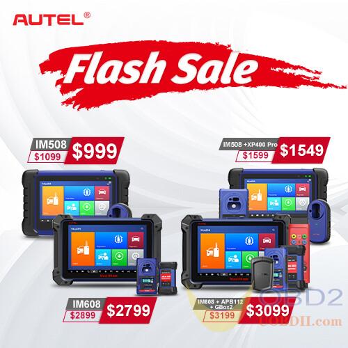 Autel Key Programmer Sale